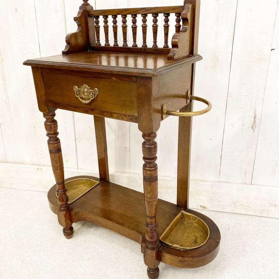 Victorian Stick Hall Stand