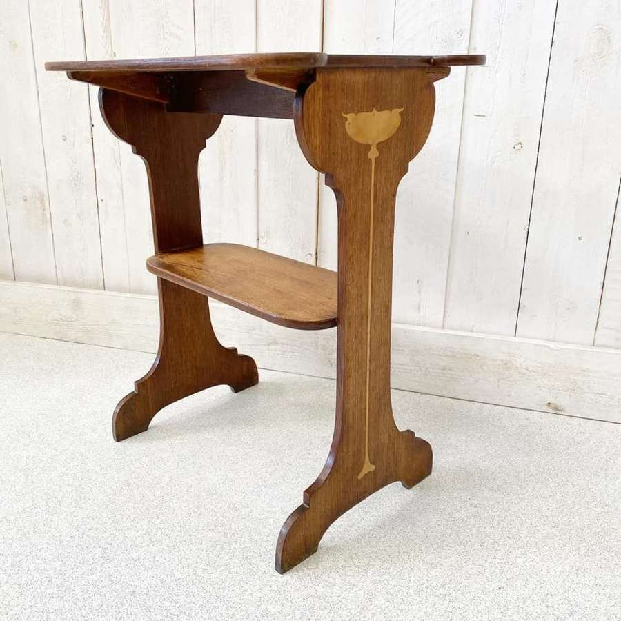 Scottish Arts and Crafts Side Table