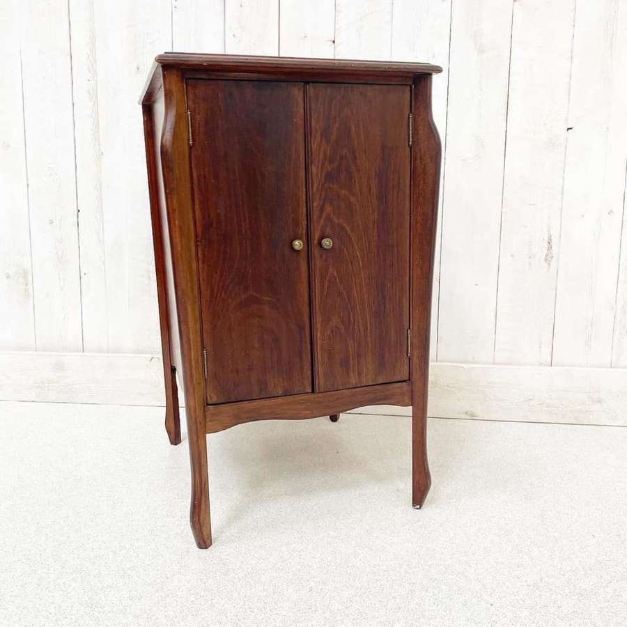 Early 20th Century Music Cabinet