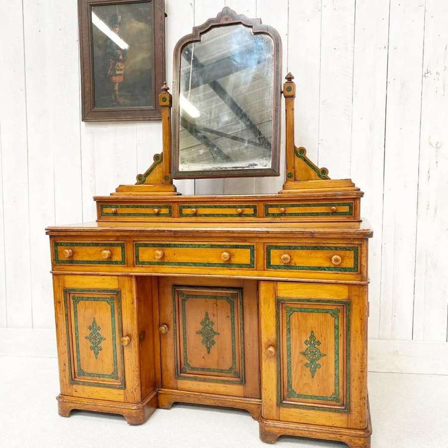 Stunning Victorian Dressing Table
