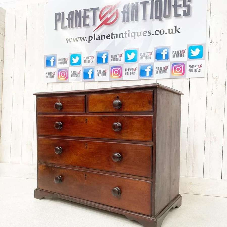 George 3rd Chest of Drawers