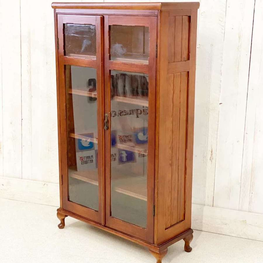 Display Bookcase Cabinet