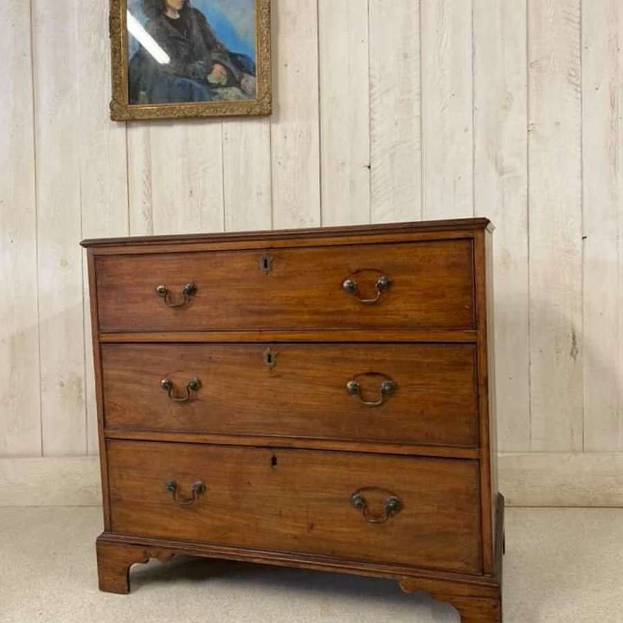 Georgian George lll Chest of Drawers