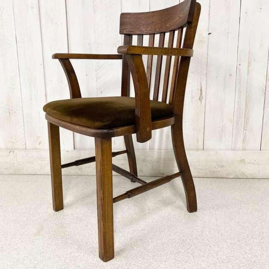 Edwardian Office Desk Chair